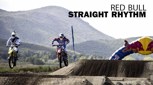 Red Bull Straight Rhythm today !