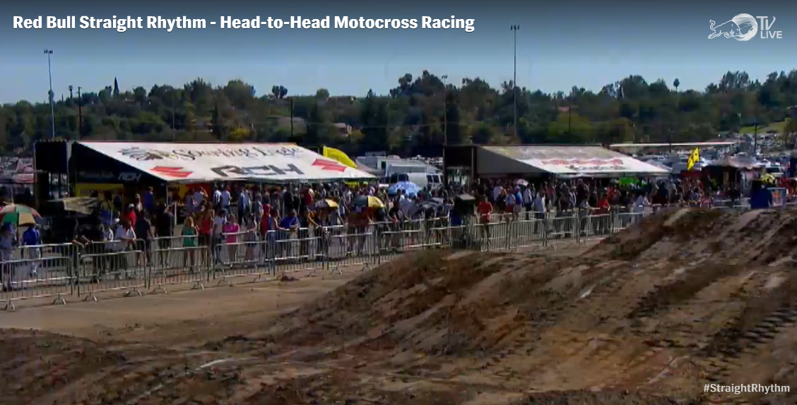 Live stream  Red Bull Straight Rhythm !!!
