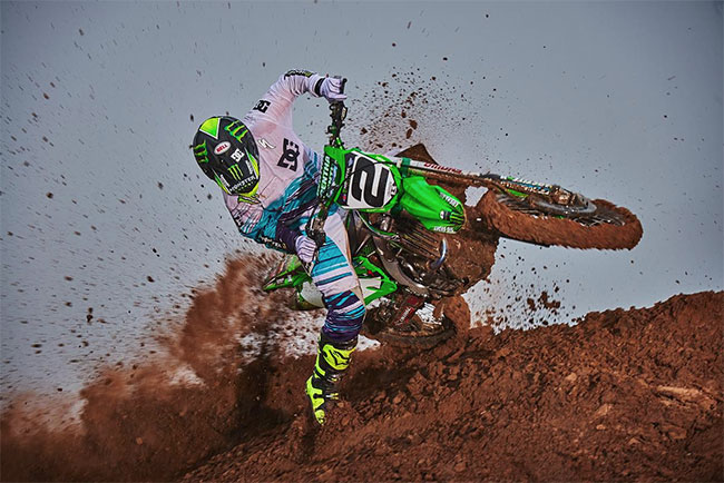 Team Monster energy Kawasaki 2015 (photos)