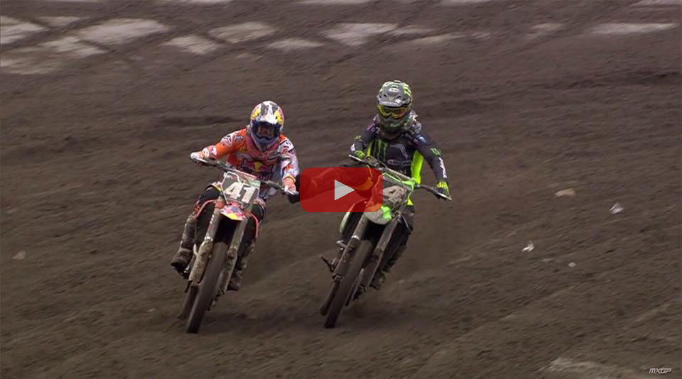 MXGP of Europe Race Highlights 2015 – motocross